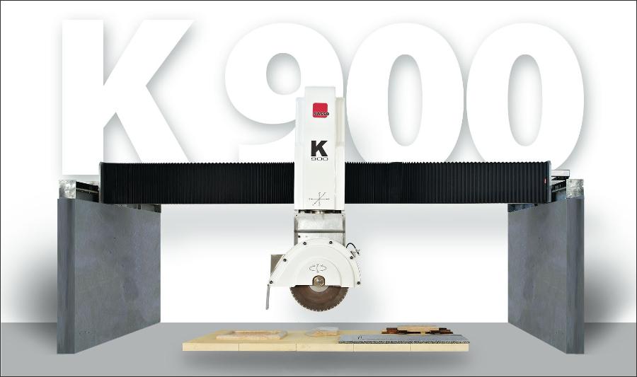 CNC mostové frézy - K900